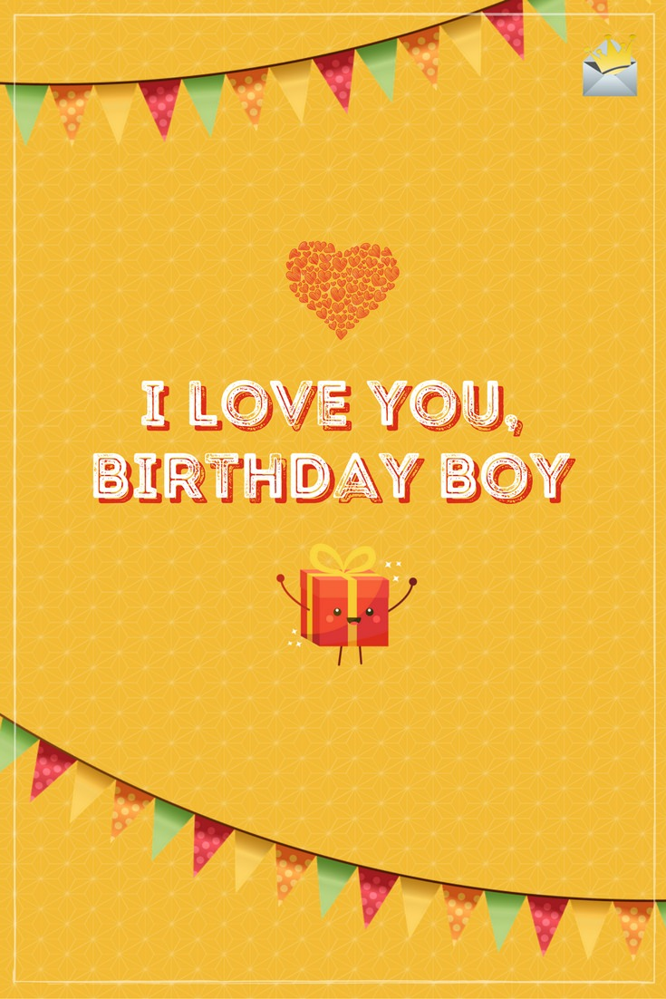 Birthday Wishes For Your Boyfriend For The Man I Love