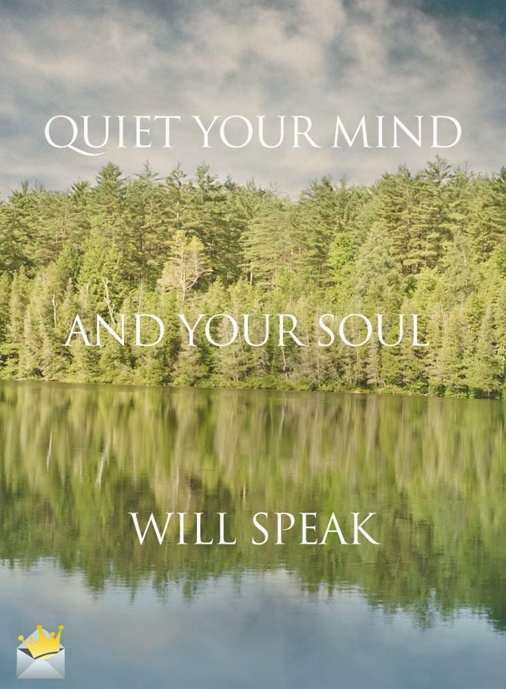 Quiet-your-mind
