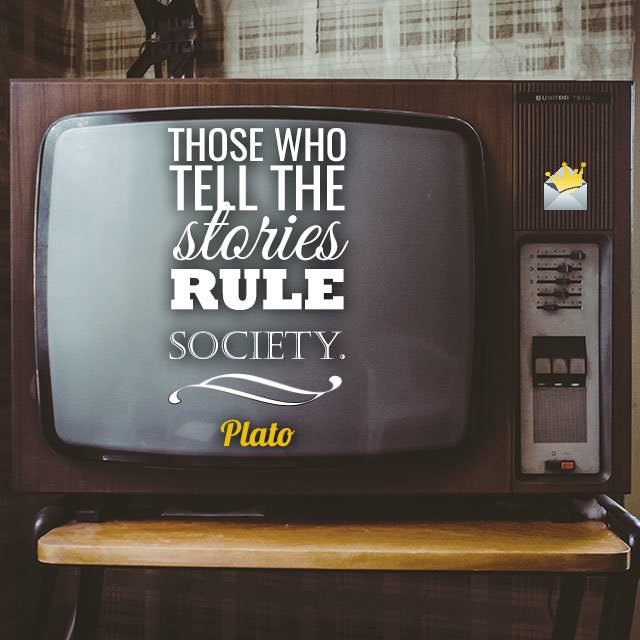 Those-who-tell-the-stories-rule-society-Plato-Quote