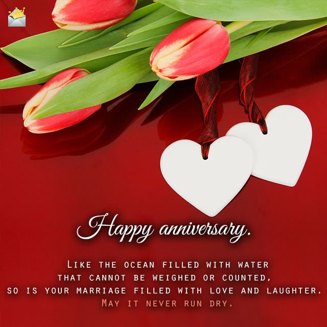 Wedding Anniversary Wishes Honor The Love