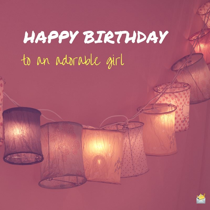 Romantic Birthday Wishes for your Girlfriend