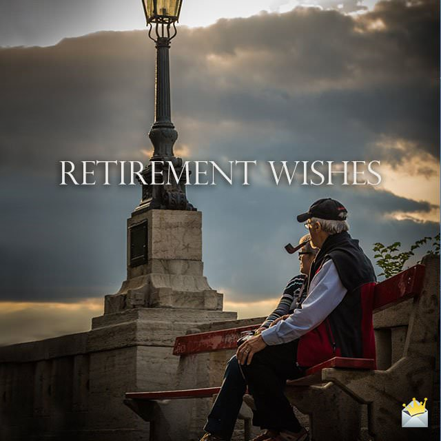 Retirement Wishes from the Heart