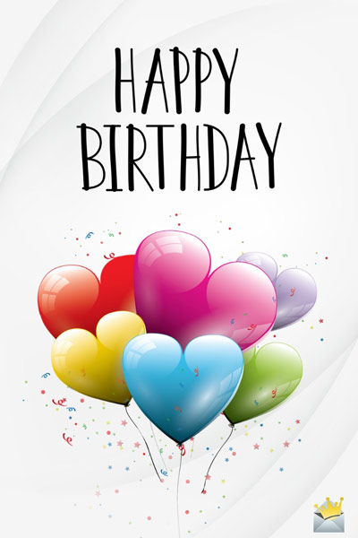 Happy Birthday Images The Best Collection
