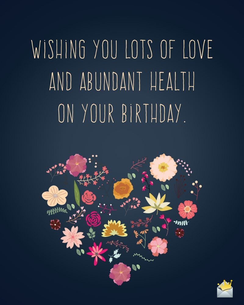 Message For My Healthcare And Love: Birthday Greetings In Hard Times & Difficult Circumstances