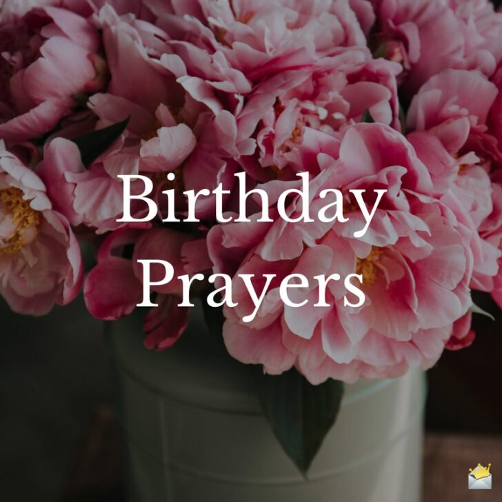 True Blessings for your Special Day | Happy Birthday Prayers