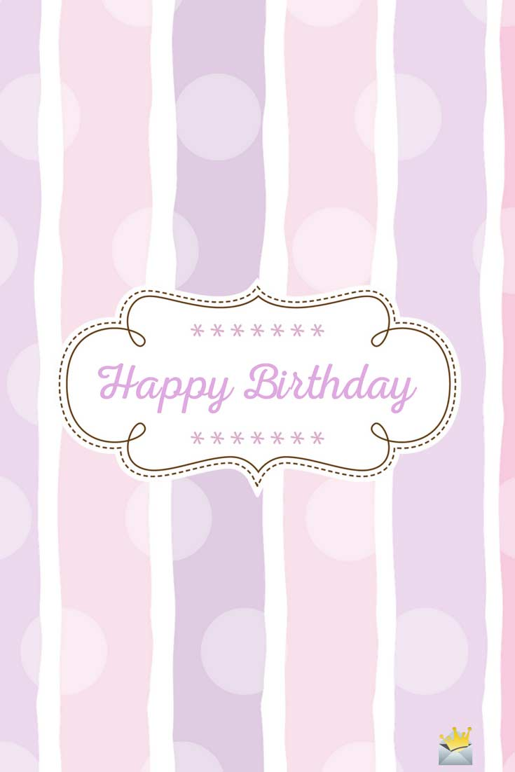 Formal birthday wishes for professional and social occasions happy birthday kristyandbryce Image collections