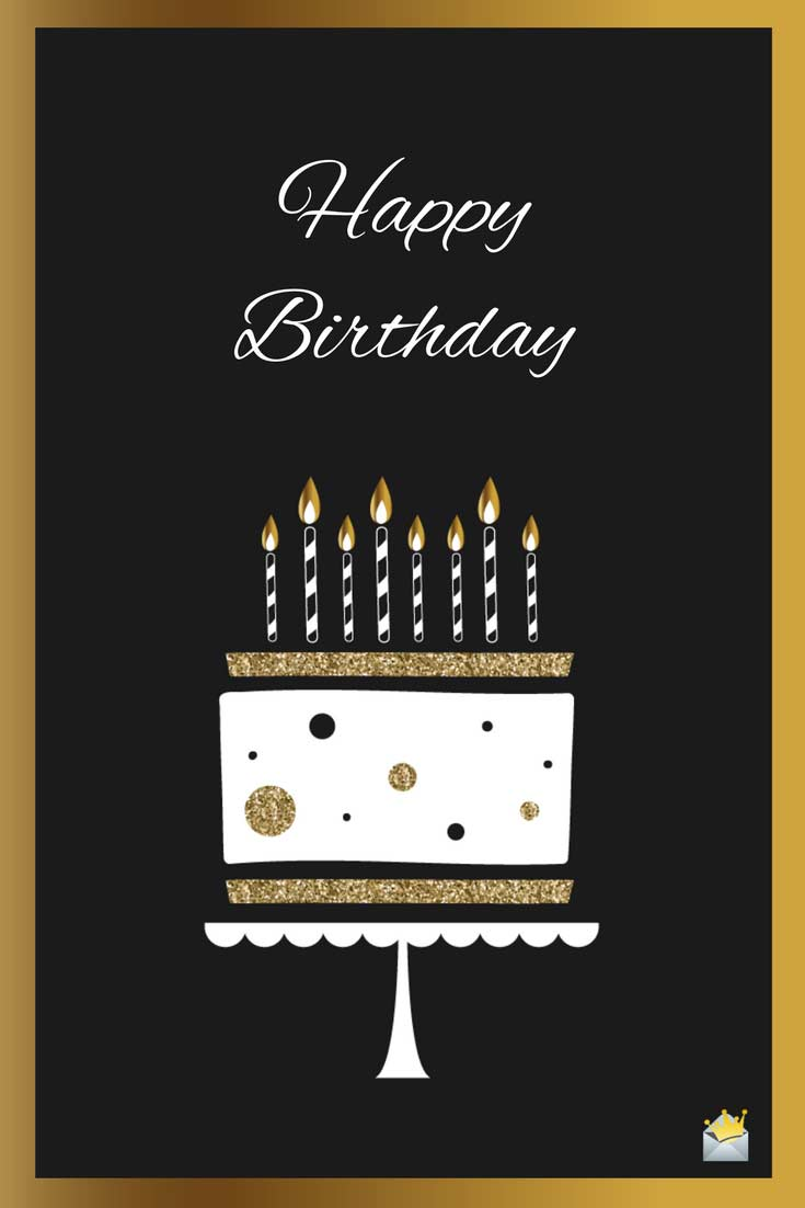 Formal birthday wishes for professional and social occasions happy birthday kristyandbryce Choice Image