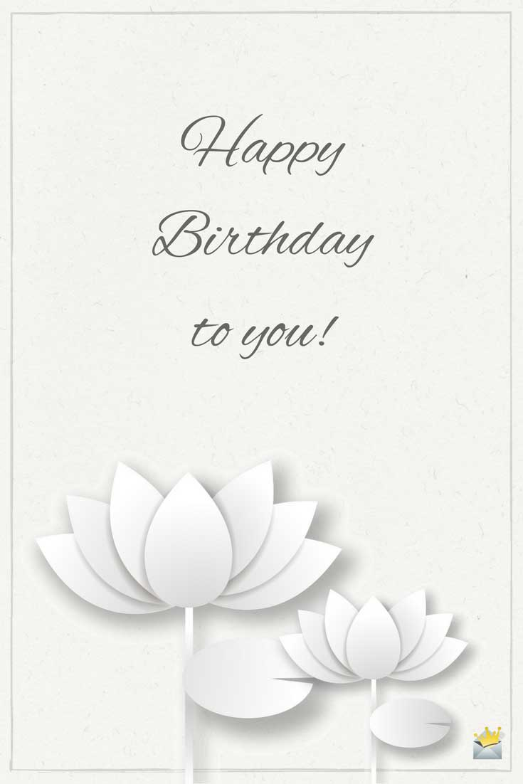 Professional birthday wishes for employers and employees happy birthday to you kristyandbryce Choice Image