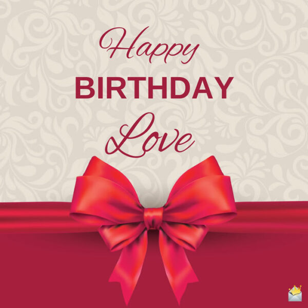 Unique emotional and romantic birthday wishes for your love bookmarktalkfo Image collections