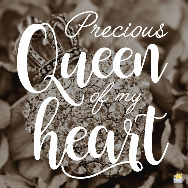 I Love my Queen! | Romantic Quotes of Love and Devotion