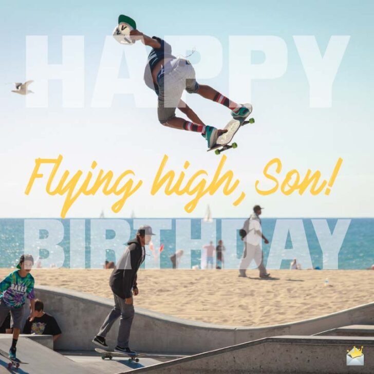 That Lovely Guy! | Birthday Wishes for Boys