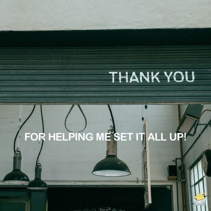 What Would I Do Without You? | 35 Thank you Messages for Help Received
