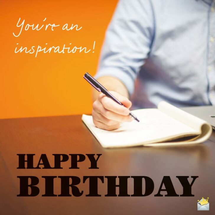 Birthday Wishes for People of Various Professions