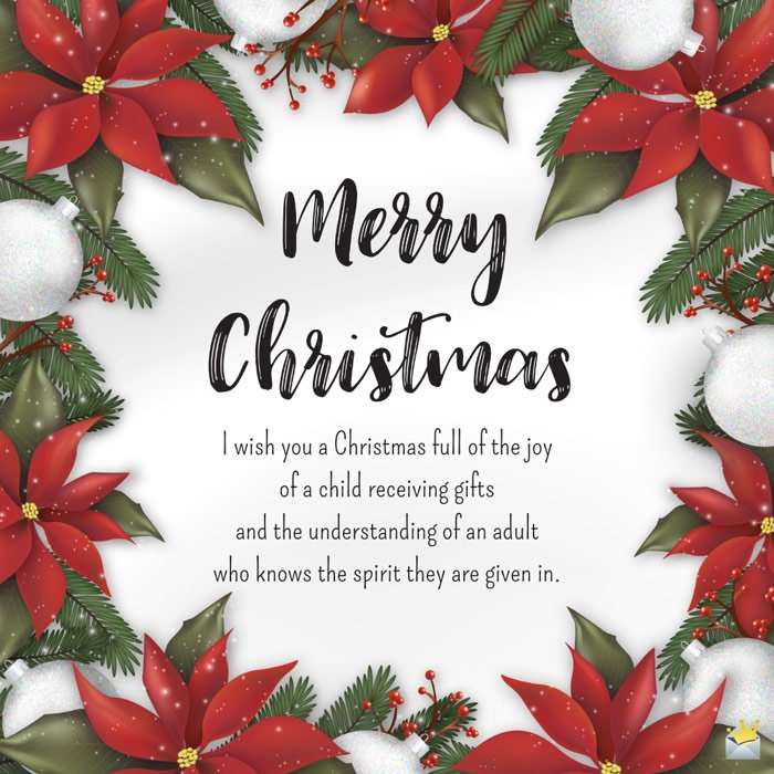 A Christmas Wish.Religious Christmas Wishes Divine Grace