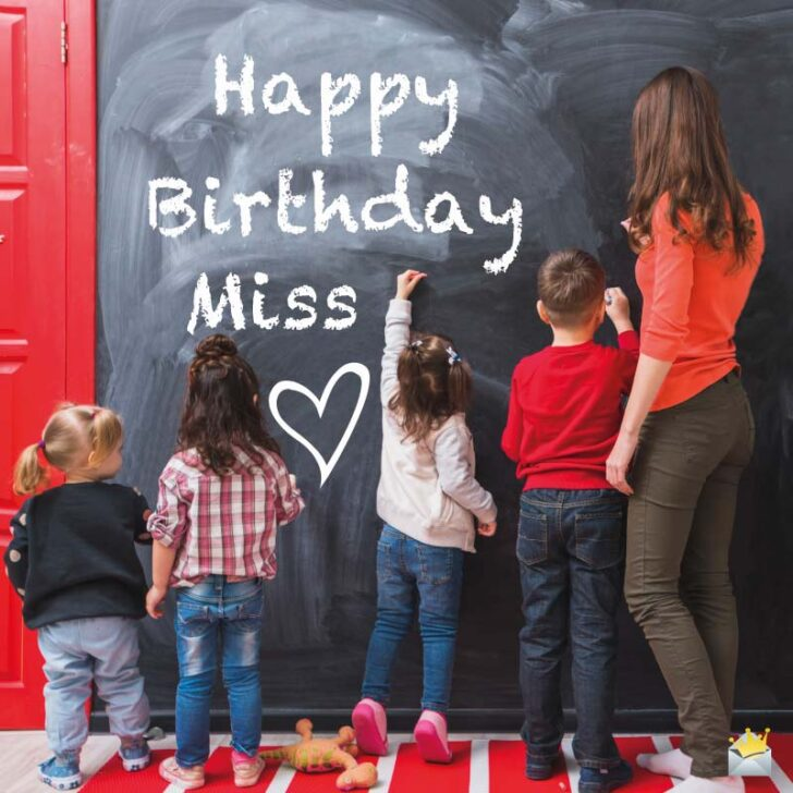 Showing Us the Way | 40 Birthday Wishes for Teachers, Professors and Instructors