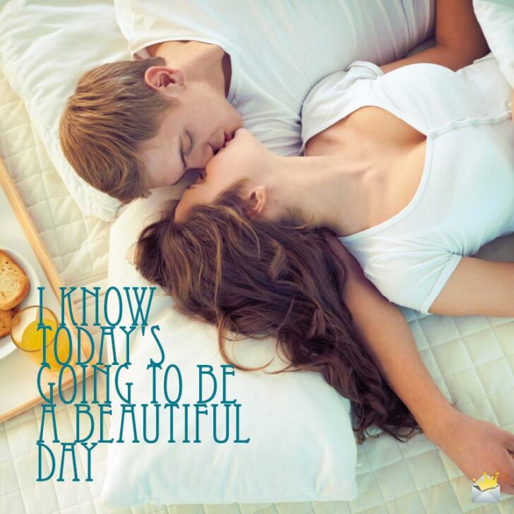 Your Eyes Are My Wake-Up Call | Good Morning, Beautiful!