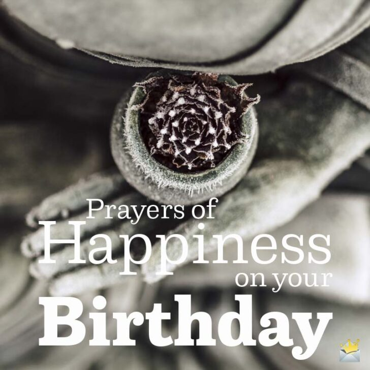 May His Blessing Guide You, Sis! | Birthday Prayers for my Sister
