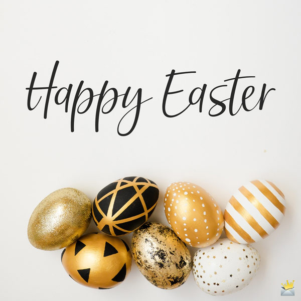 Eggs and Bunnies | Happy Easter Images