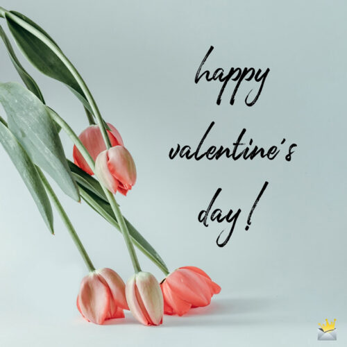 Happy Valentines day wish to share with your love.
