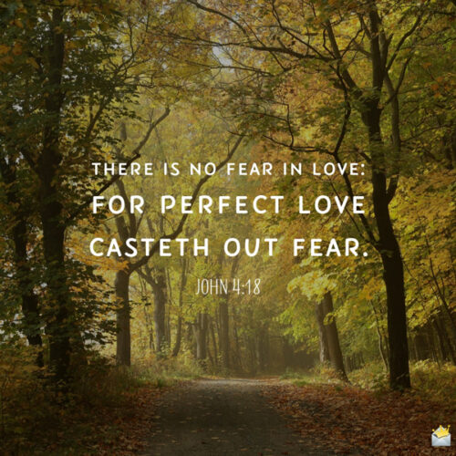 Morning bible verse about love for morning inspiration.