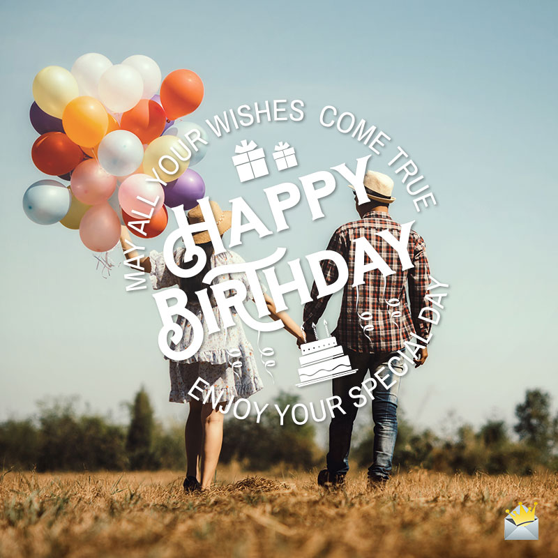 45 Best Birthday Wishes For A Married Couple