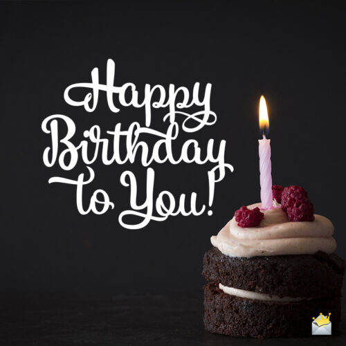 Happy Birthday image for messages.