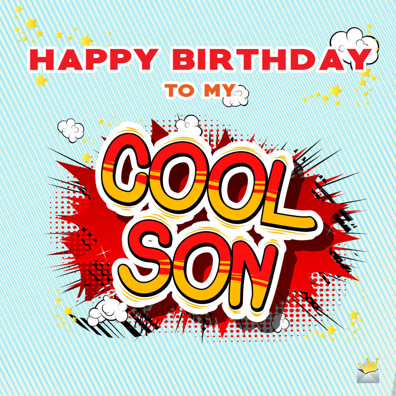 Brilliant Happy Birthday Wishes For Your Son Proud Parents Celebrating Funny Birthday Cards Online Alyptdamsfinfo