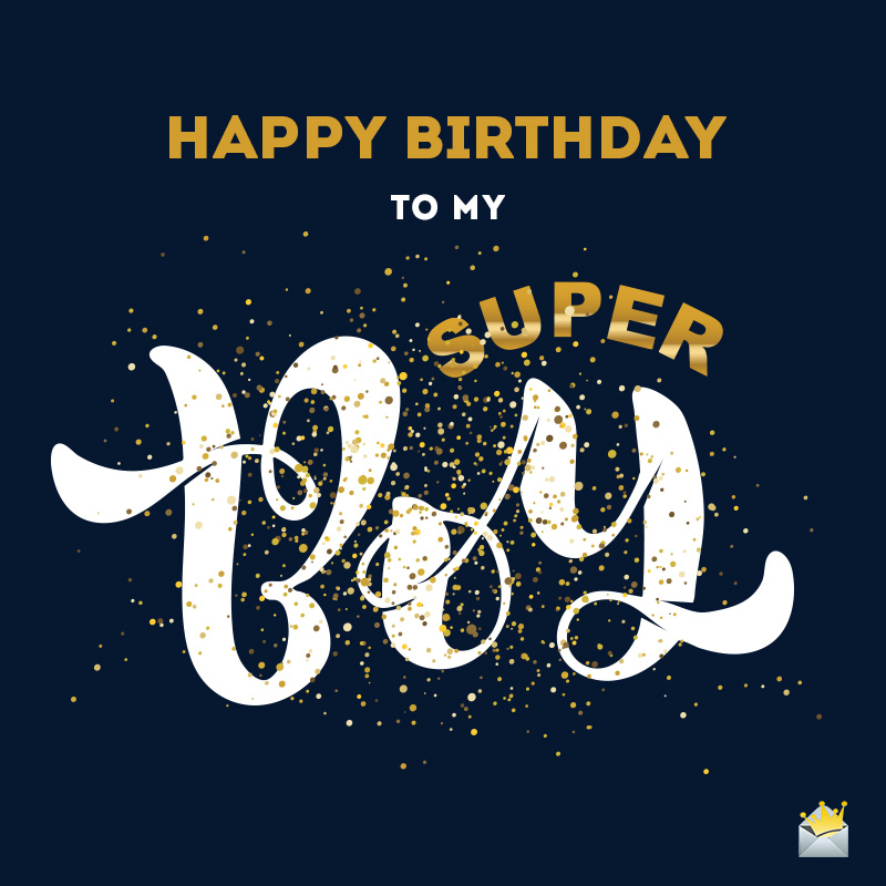 Stupendous Happy Birthday Wishes For Your Son Proud Parents Celebrating Funny Birthday Cards Online Fluifree Goldxyz