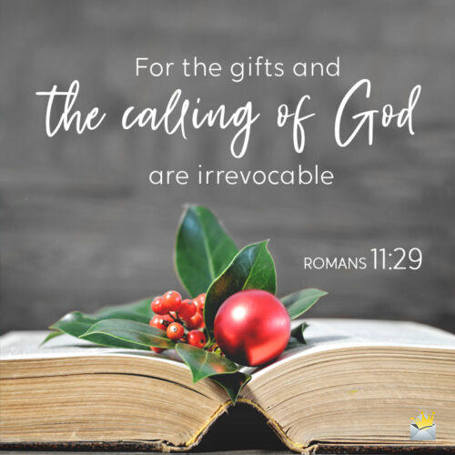 Christmas bible verse for wishing on messages and emails.
