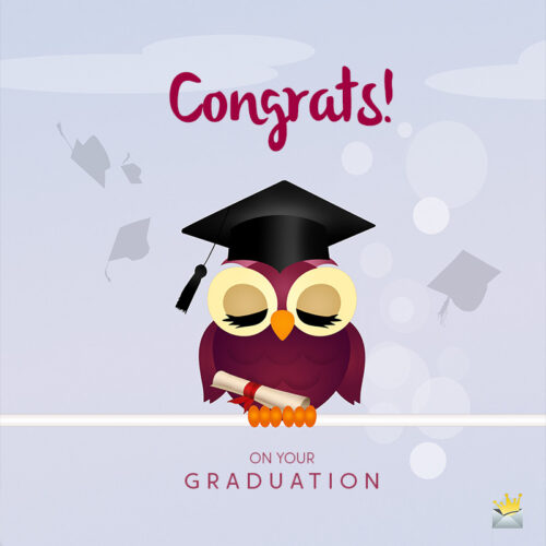 Graduation image for girls.