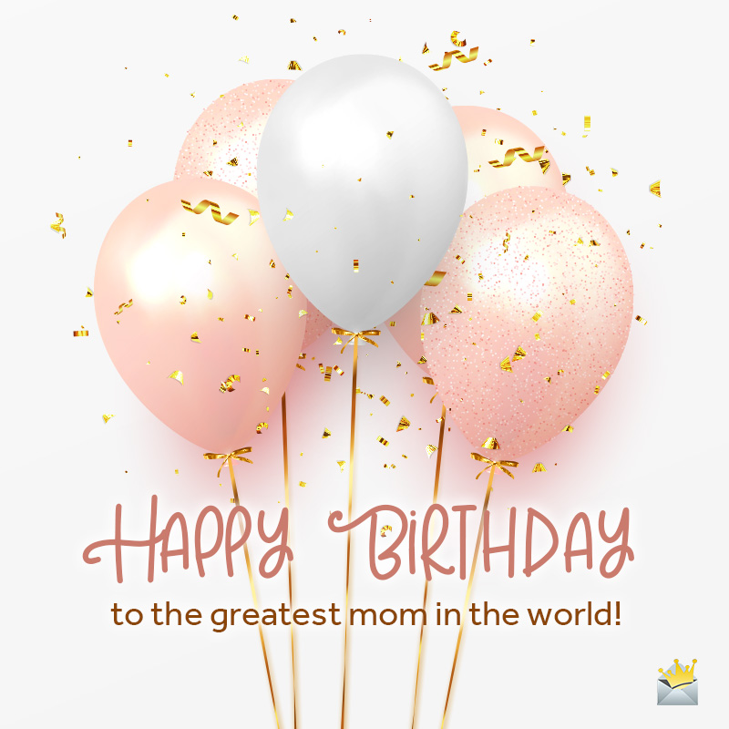 Wondrous Happy Birthday Mom All Kinds Of Wishes For Your Mom Personalised Birthday Cards Paralily Jamesorg