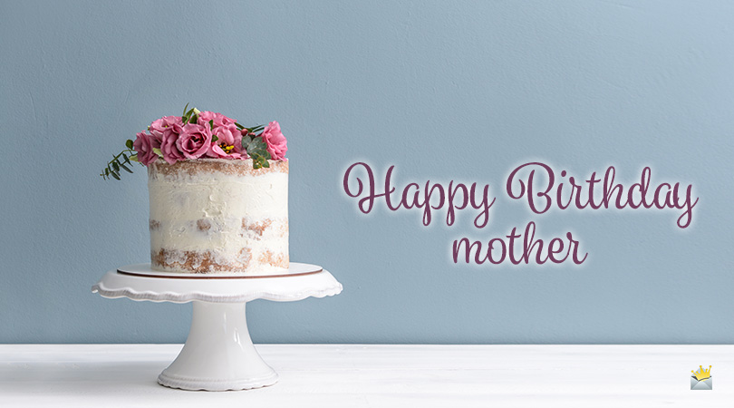 Marvelous Happy Birthday Mom All Kinds Of Wishes For Your Mom Personalised Birthday Cards Veneteletsinfo