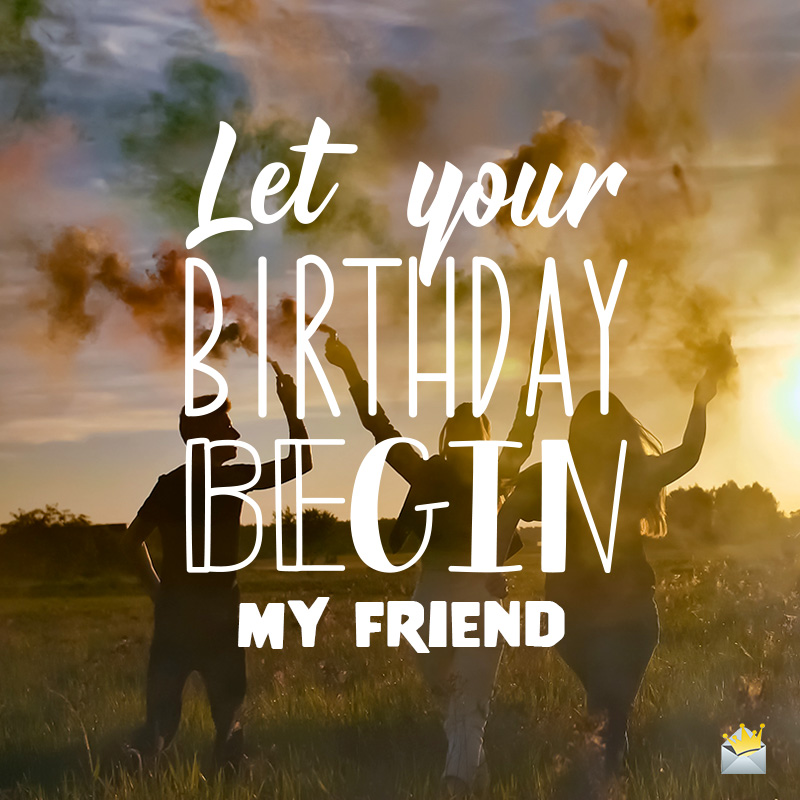 Happy Birthday Best Friend Friends For Life