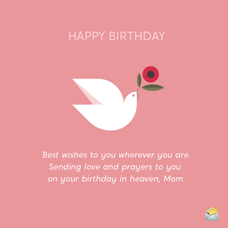Strange Happy Birthday In Heaven Mom Wishes And Poems Funny Birthday Cards Online Elaedamsfinfo
