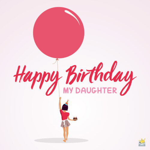 Birthday wish for stepdaughter.