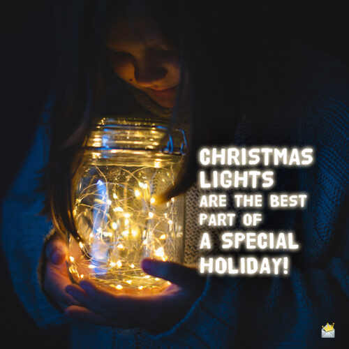Cute Christmas caption for photo posts.