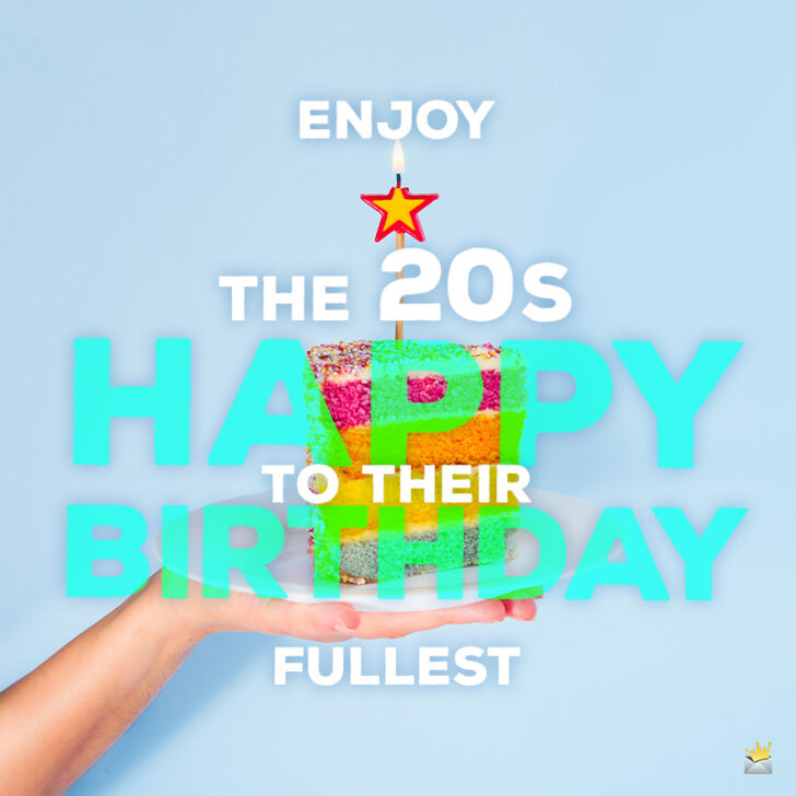 An Exciting New Decade | Happy 20th Birthday!