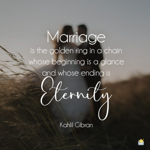 Beautiful anniversary quote about marriage to note and share.